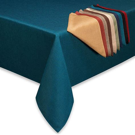 Table Cloths by Buying Guide To Tablecloths Bed Bath Beyond