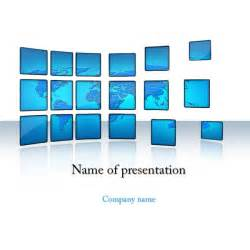 Free Powerpoint Presentation Template by World News Powerpoint Template Background For