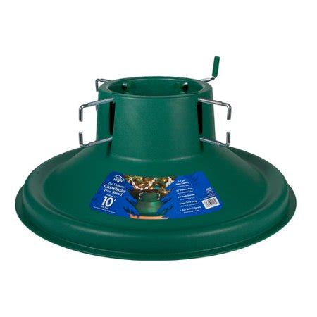 walmart christmas tree bases home logic the ultimate tree stand set of 6 walmart