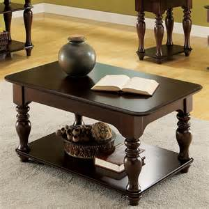 coffee tables for small living rooms riverside living room small coffee table 11203 furniture mall of kansas