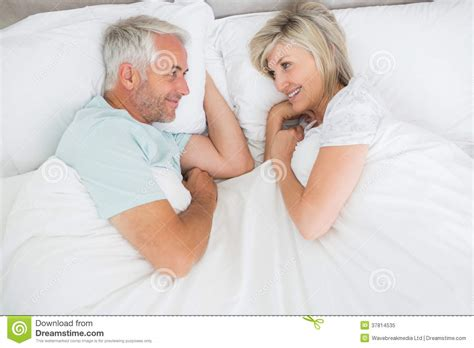 granny bed loving mature couple lying in bed royalty free stock photo image 37814535