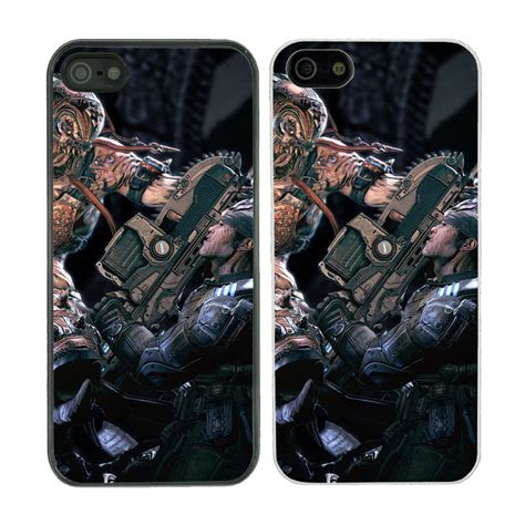 Phone Custom Damn Wars Casing Smartphone gears of war cover for mobile phone ipod and etc ebay