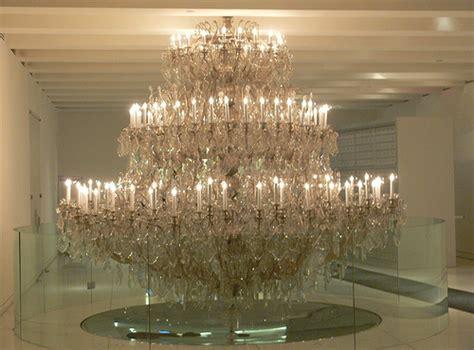 largest chandelier chandelier new york city metblogs