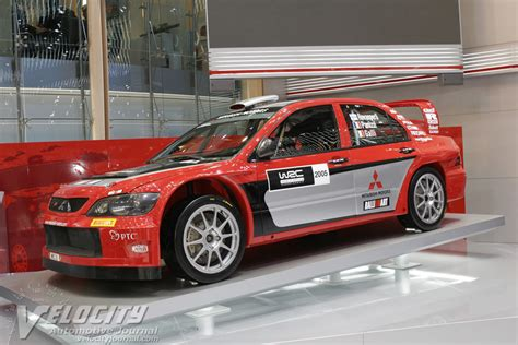 mitsubishi car 2005 2005 mitsubishi evolution wrc car information