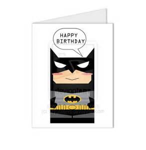 batman the dark knight happy birthday card by crystaland on deviantart