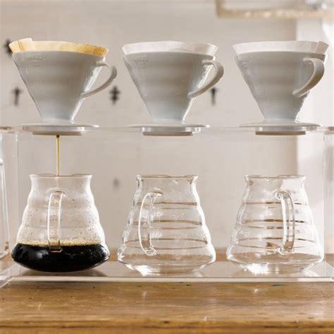 Bonus Cloth Filter V60 Ukuran 02 Coffee Dripper Gater Mirip Hario hario vdc 02w v60 ceramic coffee dripper white