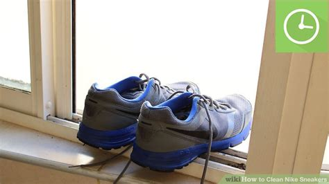 7 Steps To Clean And Fresh Workout Shoes by 3 Ways To Clean Nike Sneakers Wikihow