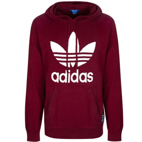 Sweater Hoodie The Last Of Us Front Logo adidas originals mens knitted hoodie hooded jumper sweater