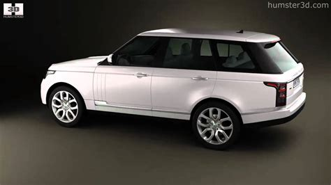 Land Rover Kaos 3d Umakuka land rover range rover l405 2014 by 3d model store