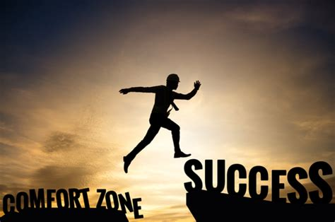 Outside The Comfort Zone by Ditch Your Comfort Zone How Pushing Yourself Helps Your