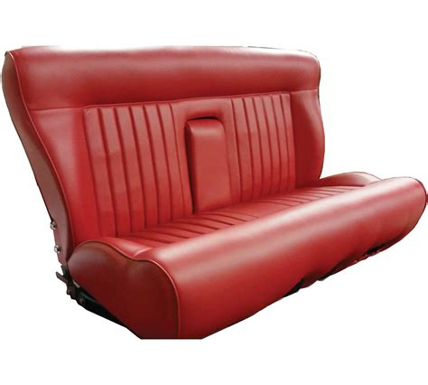 front bench seats 28 34 style a roll pleat bench seat wise guys seats