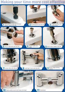 how to install a bath shower mixer tap easy access quick release bath mixer tap fixing kit