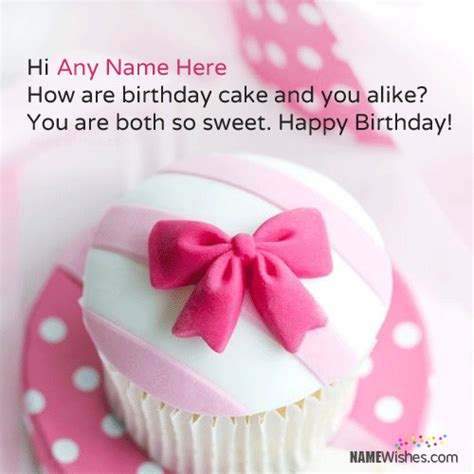 awesome birthday wishes with name
