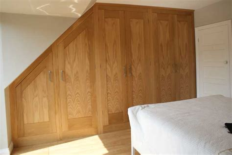Oak Fitted Wardrobes by Fitted Furniture Bedroom Wardrobes Cupboards Ken