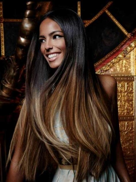 ambry on black hair 25 best ombre hair color hairstyles haircuts 2016 2017