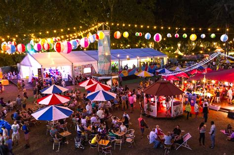 sydney swing festival what to eat at sydney festival village eat drink play