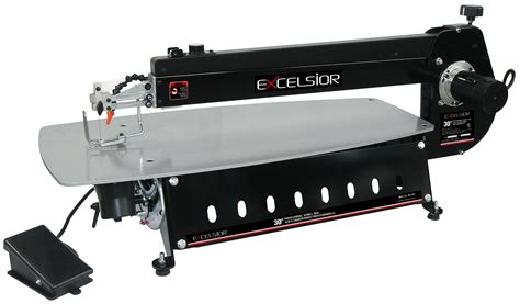 Excelsior Xl 30 100 Scroll Saw Professional 30 Quot With