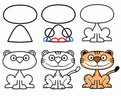 dibujar flores faciles paso paso inittowinitorg dibujo para colorear como dibujar un tigre en comic