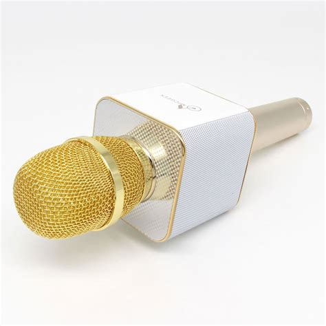 Q9 Wireless Bluetooth Karaoke Player Microphone Q7 1 micgeek q9 bluetooth karaoke microphone