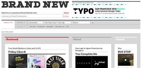 web design adalah 13 website referensi untuk logo designer the power of