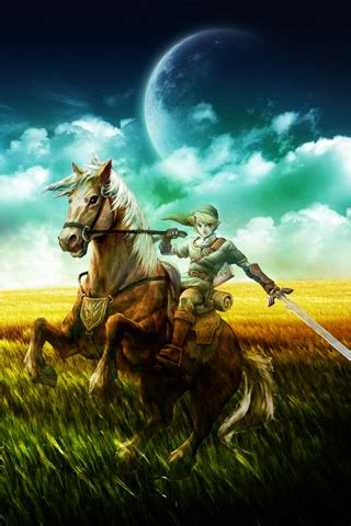 link de themes the legend of zelda wallpapers for iphone itito games blog