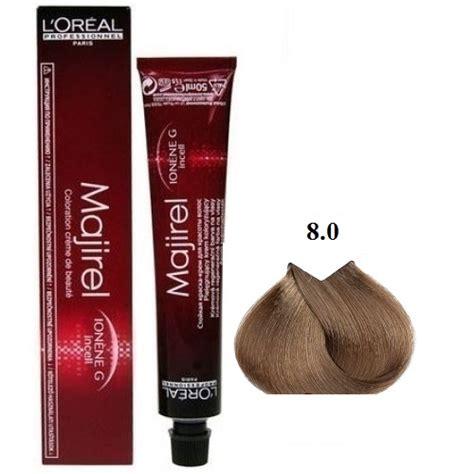 loreal majirel loreal majirel 50ml 8 0 majirel l oreal professionnel vopsea profesionala 50 ml