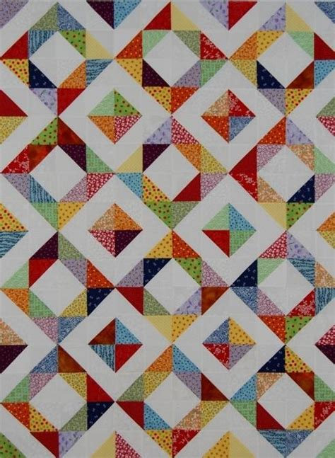 Quilt Squares Square Dancin Charm By Sunflowerquilts Quilting Pattern