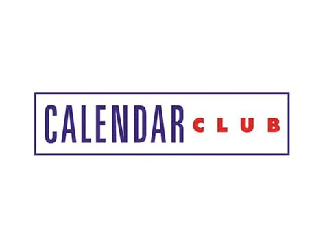 Calendar Logo Calendar Club Discount Code Active Discounts March 2015