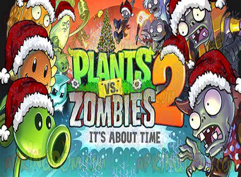 imagenes de plantas vs zombies navidad plants vs zombies version navidad para celular y wasapp