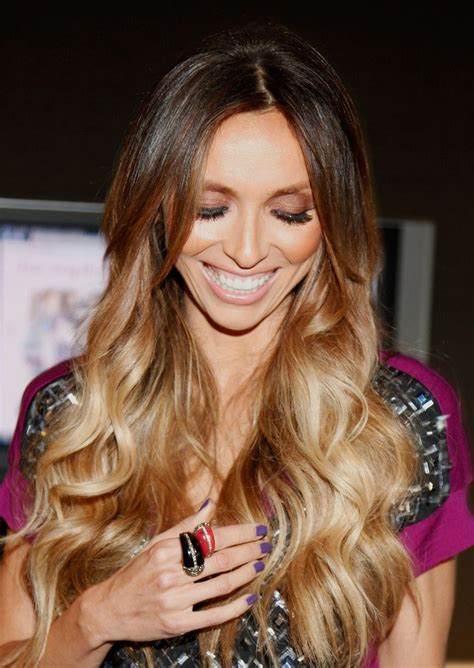 why did guilliana rancic color her hair 1000 images about giuliana rancic on pinterest boutique