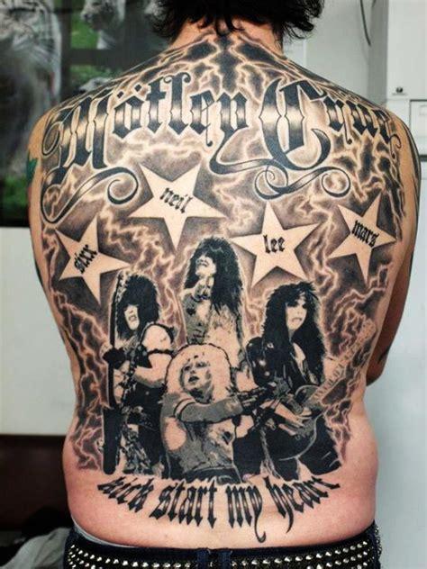 the tattoo gallery bendigo 15 badass rock n roll tattoos m 195 182 tley crue guff