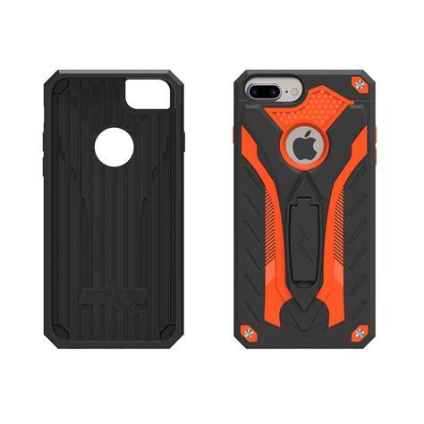 iphone x 8 8 plus 7 7 plus zizo static shockproof kickstand ebay