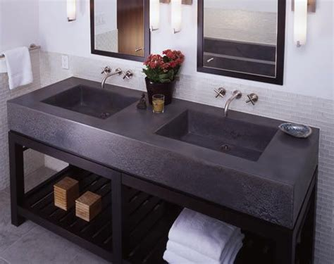 concrete bathroom vanity top concrete vanities melbourne kitchen pinterest