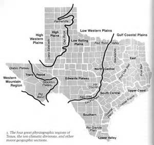 caprock escarpment map geography topography of wfo midland s cwa