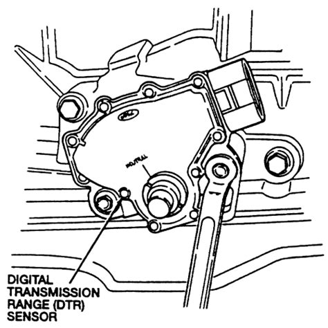 transmission control 1991 ford e series user handbook repair guides automatic transmission neutral safety backup switch autozone com