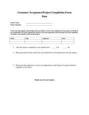client acceptance form template cost estimate 400 60 24 000 400 150 60 000 84 000