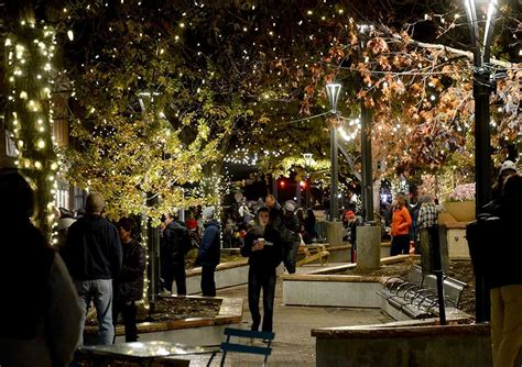 brewery lights fort collins fort collins outdoor holiday light displays you need to