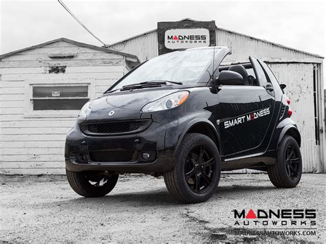smart car lifted smart madness live in catalina