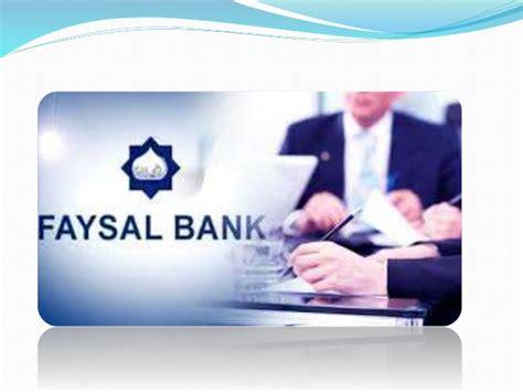 faysal islamic bank faysal bank limited in pakistan fbl banking pk