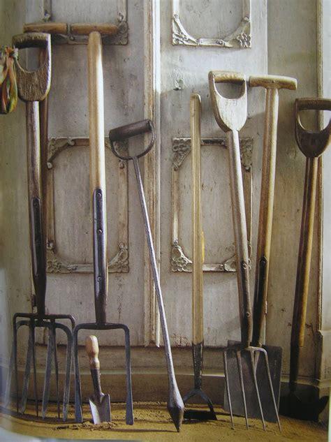 backyard tools the drill hall emporium antique english garden tools for