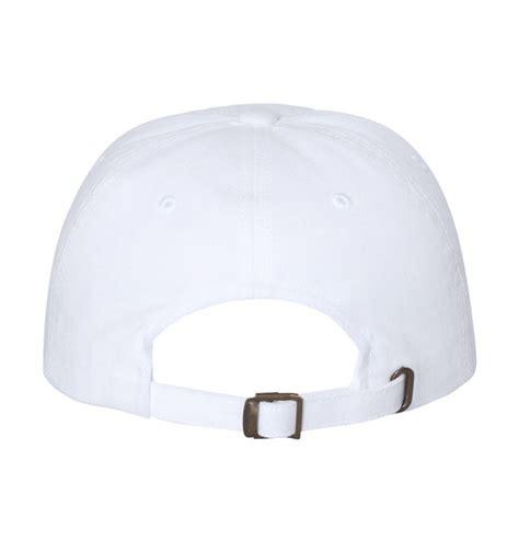 28 white plain baseball cap back bulk lot 12 plain