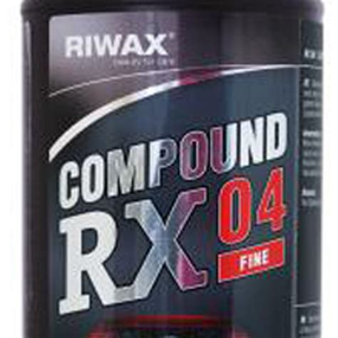 Riwax Water Blade riwax rx 04 polishing compound 1l 01400 1