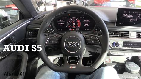 Audi S5 Interior by 2017 Audi S5 Interior Review