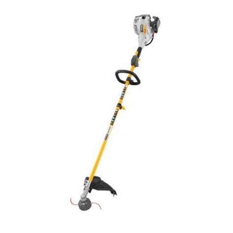ryobi 2 cycle 26cc gas shaft string trimmer