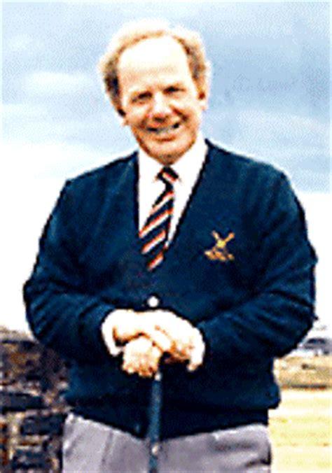 scottish golf view golf news    world frank rennie  david patrick honoured  pga