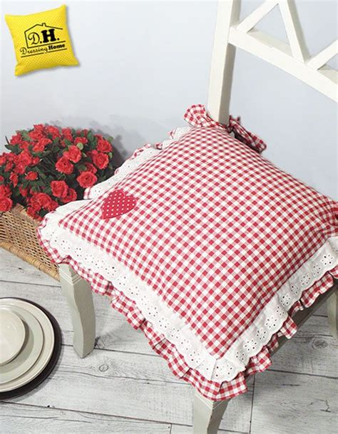 cuscino country 46 best cuscini per sedia shabby country chic images on