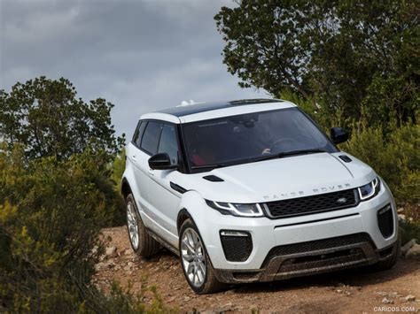 2016 range rover evoque caricoscom 2016 range rover evoque td4 4wd in yulong white off road