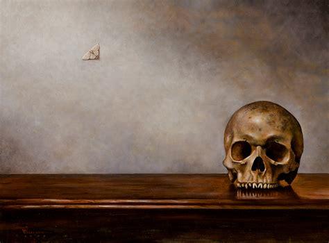 Memento Mori - as above so below the art of benjamin a vierling