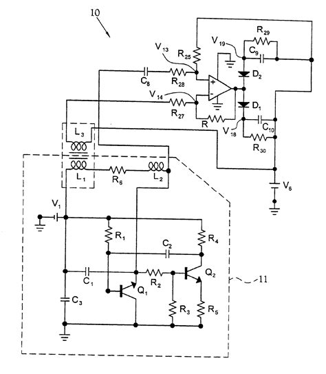 epcos coupled inductor coupled inductor measurement 28 images ac bridge circuits ac metering circuits electronics