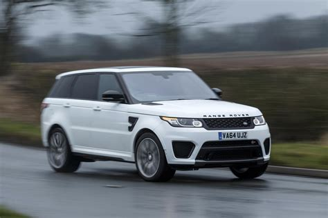 how much is 2015 range rover land rover range rover sport svr 2015 running costs